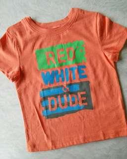 Baju anak size 2 tahun