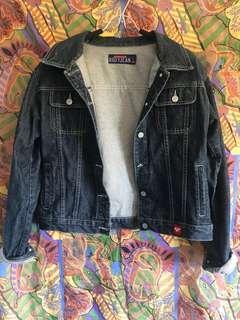 Roxy Jean Jacket L