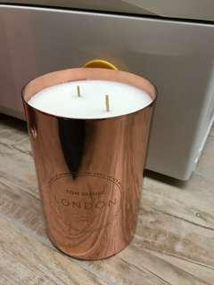 Tom Dixon London candle