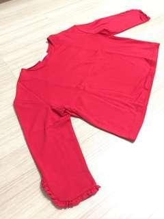 PADINI RED TOP