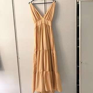 Sunshine Long maxi Dress