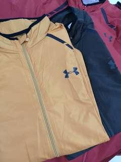 Under Armour Cold Gear Windbreaker (Men's) can also be unisex