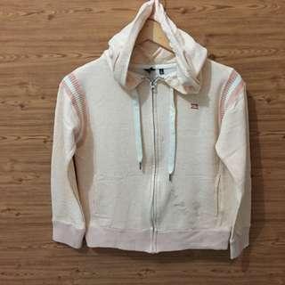 Sweater hoodie uniqlo crop