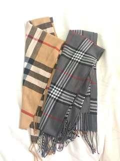 Thin Scarves
