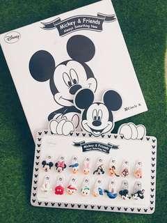 Disney Mickey & Friends key chain board 米奇鎖匙扣版限量版