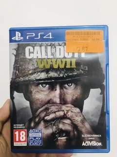 Call of Duty WII