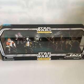 Star Wars Republic Commando Delta Squad RARE*