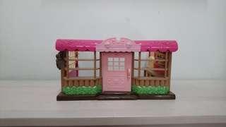 Li'l Woodzeez Bakery Shop Doll House