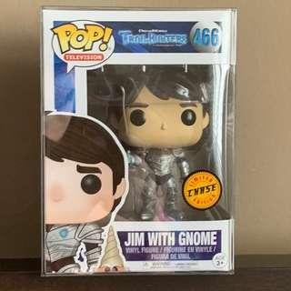 Chase Jim with Gnome Funko Pop