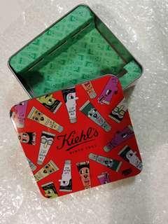 *New* Kiehl's  鐵盒