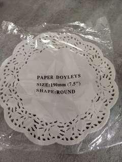 Baking papers