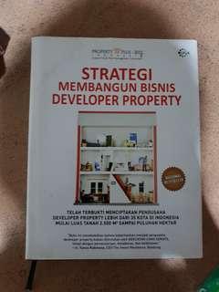 Buku strategi membangun bisnis developer