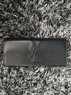 💯Authentic YSL Belle De Jour Long Wallet