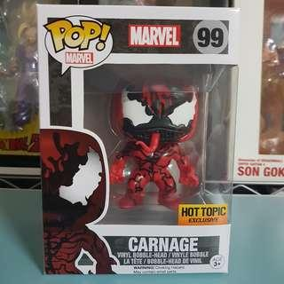 [November 2018 • Week 1] Funko POP! Marvel - Carnage