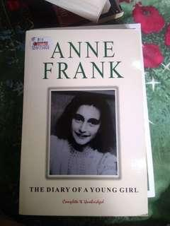 Anne frank the diary of young girl