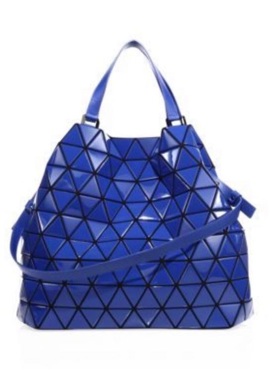 13b39567ae9 100% authentic Bao Bao Issey Miyake crystal gloss tote, Women s Fashion,  Bags   Wallets, Handbags on Carousell