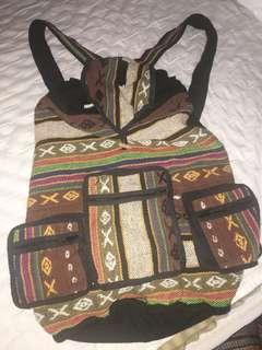 Aztec back pack