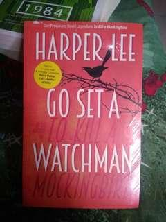 Harper Lee - Gi set a watchman