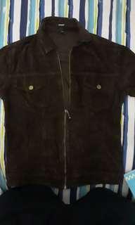 Jacket Hardware brown