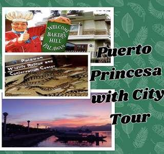 Puerto Princesa with City Tour Package