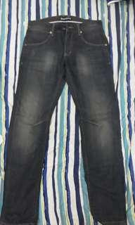 Celana jeans hardware