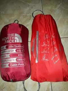 Paket Sleeping Bag Polar Biasa + Lazybag