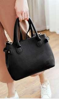 Ivory Bag Jims Honey Black Only