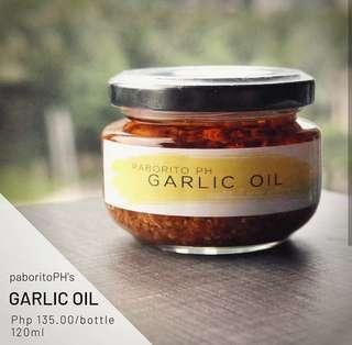 Special Garlic Oil