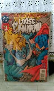 1995 DC Loose Cannon #1