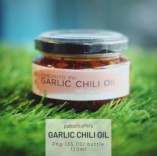 Special Garlic Chili Oil