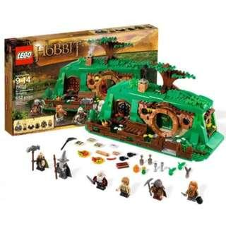 Lego 79003 An Unexpected Gathering LOTR Lord of the rings