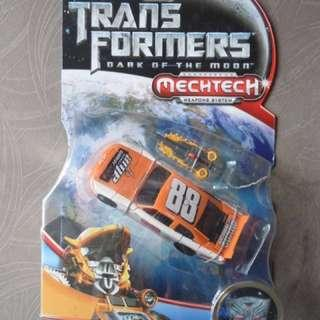 Transformers DOTM Dark of the Moon Track Battle Roadbuster
