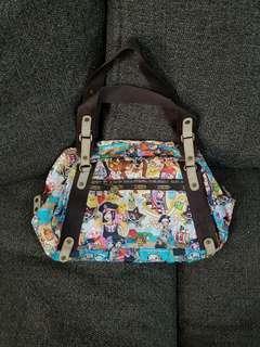 Lesportsac tokidoki hand bag