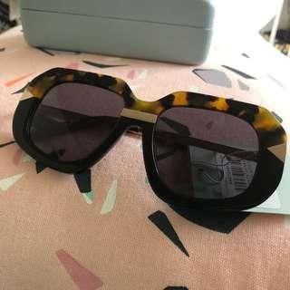 Karen Walker Sunglasses NEW