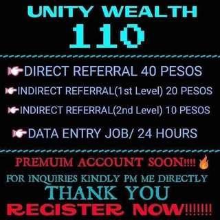 Unitywealth 100 Membership