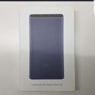 (Local Set) New Sealed Xiaomi 10000mah 2S Powerbank