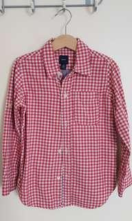 Gap Boy long sleeve shirt