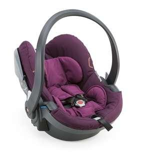 Stokke car seat with stroller