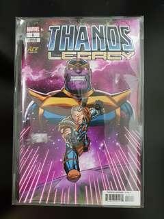 HTF Thanos Legacy #1 NYCC 18 Ron Lim Exclusive