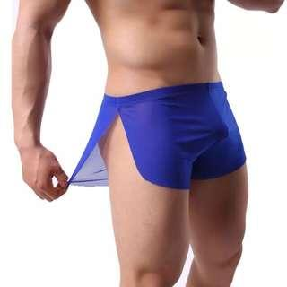 [Used] Sexy mesh men's underwear/casual short #EVERYTHING18
