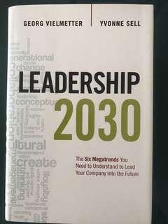 Leadership 2030 By Georg Virlmetter Yvonne Sell