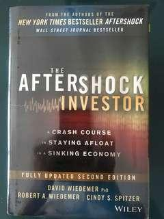 The Aftershock Investor second ed by David Robert Cindy