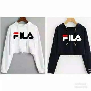 Sweater Crop Fila