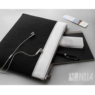 Wool felt laptop sleeve [Free NM]