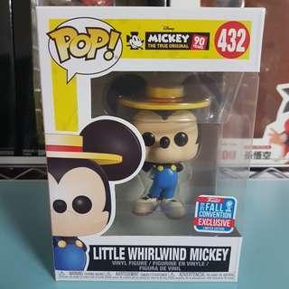 [November 2018 • Week 1] Funko POP! Disney - Mickey the True Original 90 Years - Little Whirlwind Mickey