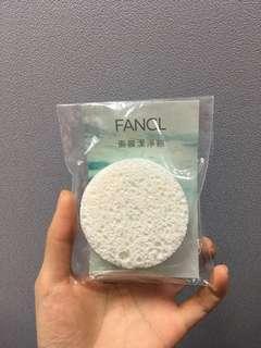 FANCL 面膜潔淨棉 包郵