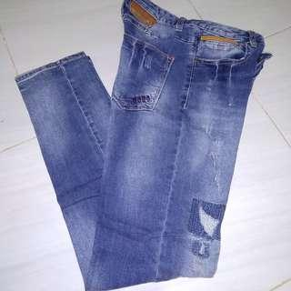 Oakley Jeans Patch