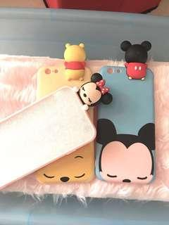 INSTOCK- IPhone, Oppo Soft Phone Case Disney