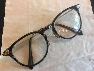 Oliver people's glasses