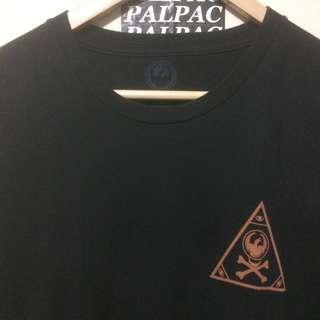 "Ts Dragon Alliance authentic ""Skull logo pocket"""